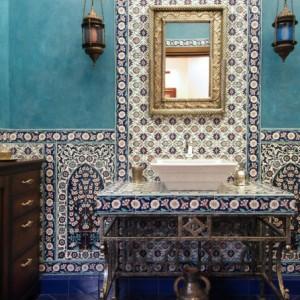 Сборка дизайн проектов ванной комнаты