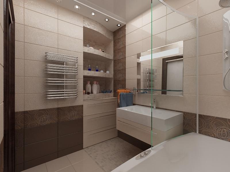 Проекты ванных комнат фото