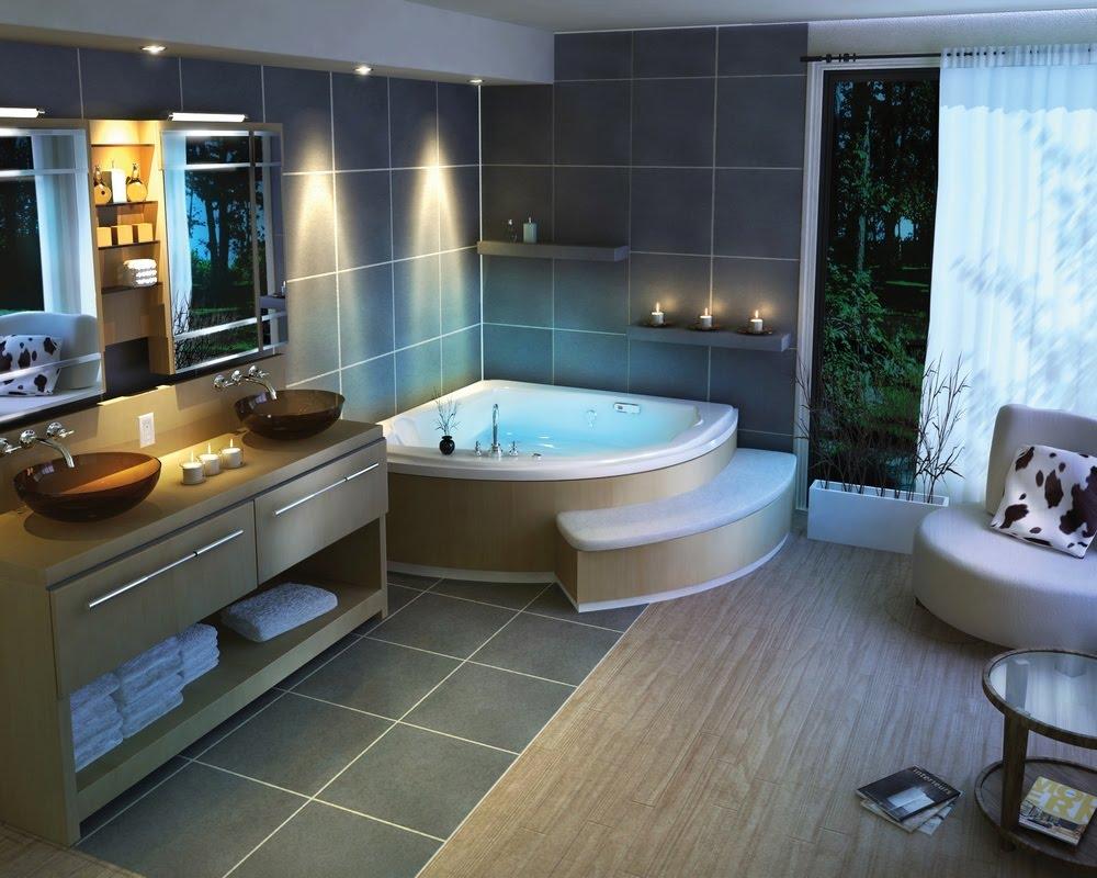 Ремонт своими руками в ванной комнате
