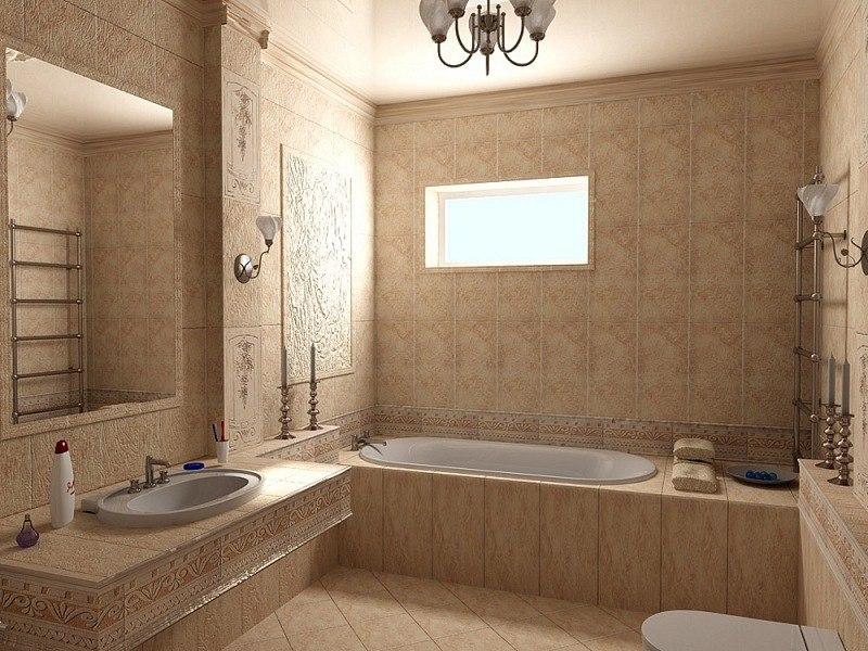 Фото ремонта ванной. Подготовка