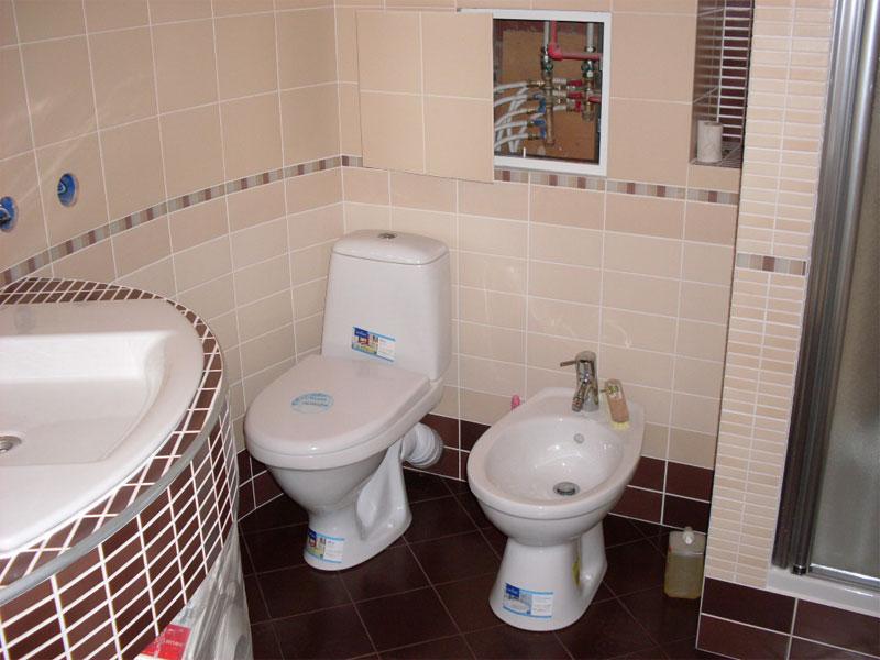 ремонт в ванной фото в квартире