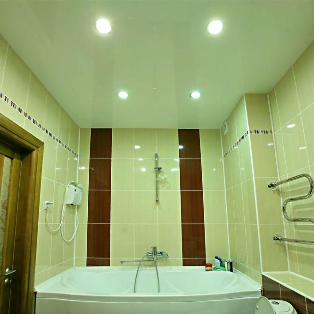 Ванной комнаты ремонт потолок Раковина Catalano Premium 70