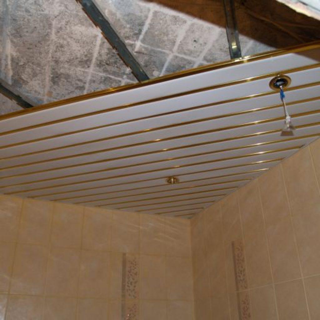 Установка алюминиевых подвесных потолков своими руками