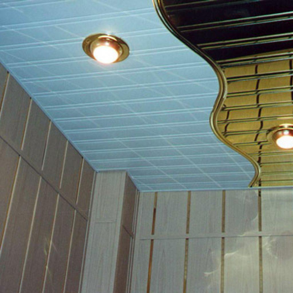 Подвесные потолки в 66