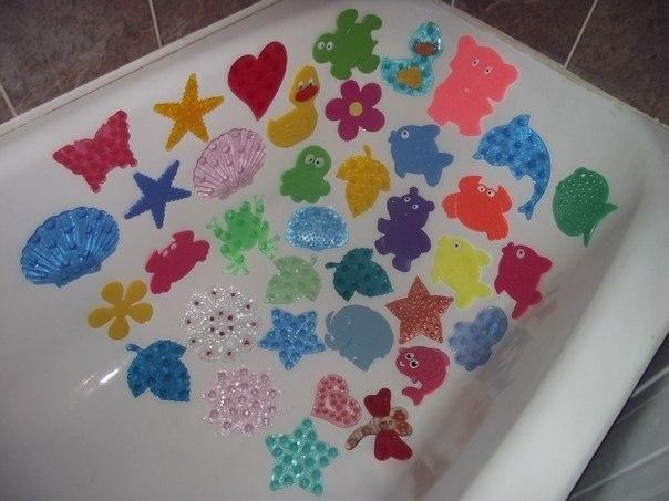 Коврик для ванны на