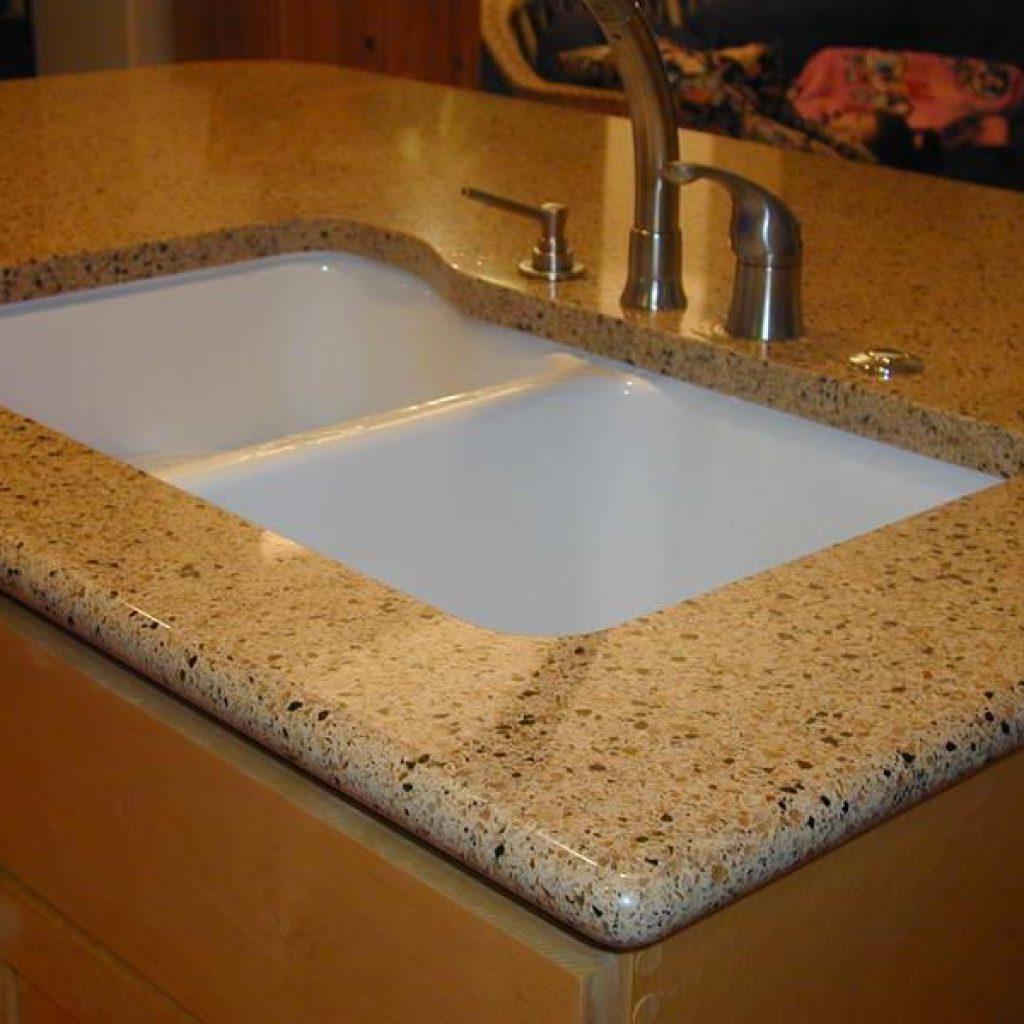 3-Install-Undermount-Sink-With-Granite-Design