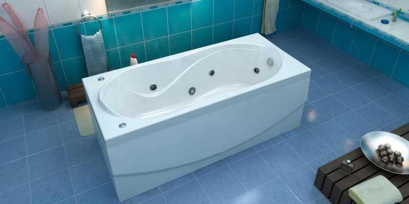Акриловые ванны Бас