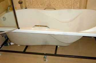 Как правильно выбрать акриловую ванну и ее плюсы