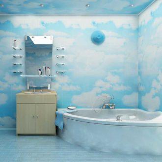 Выбираем правильные панели для ванной комнаты