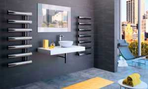 Современные полотенцесушители для ванной