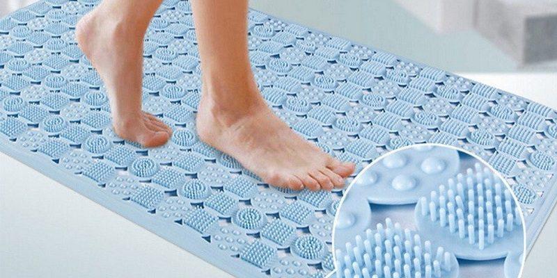 Коврики для ванной резиновые