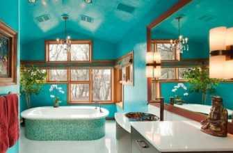 Делаем ремонт своими руками в ванной комнате