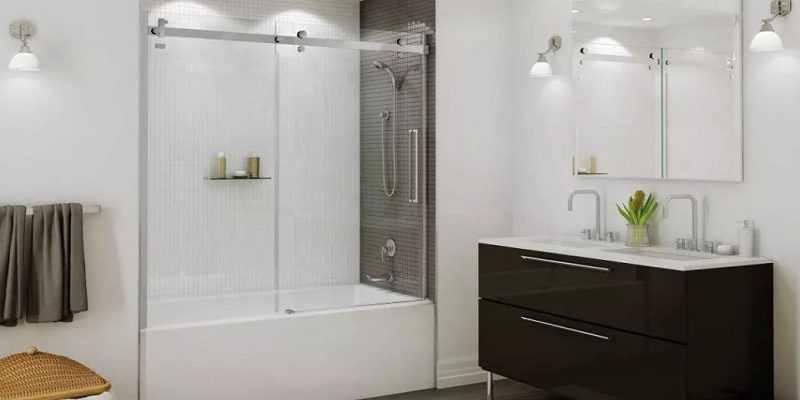 Дверцы для ванной