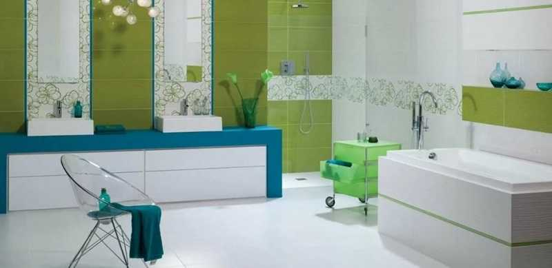 Плитка из Польши для ванной комнаты