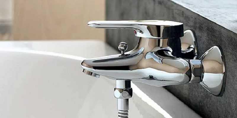 Проблемы выбора смесителя для ванной