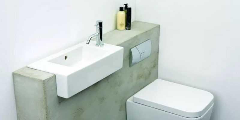 Раковина для туалета