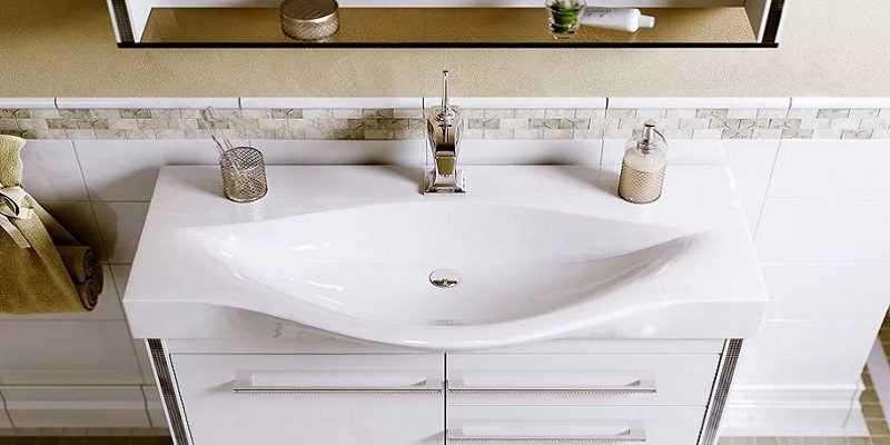 Раковины для ванной с тумбой
