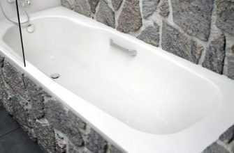 Вес стальной ванны и его влияние на качество